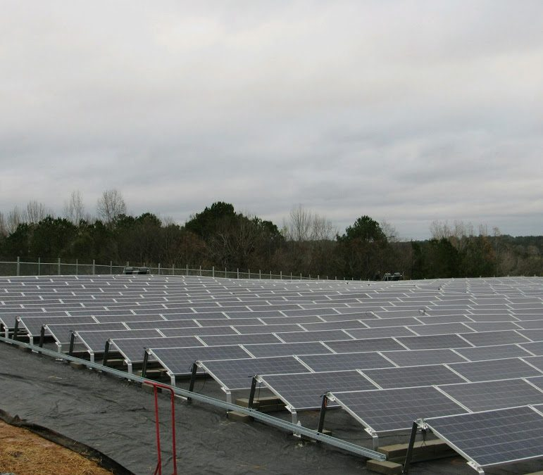 Why Southern Georgia Businesses Should Consider Commercial Solar Panel Installations