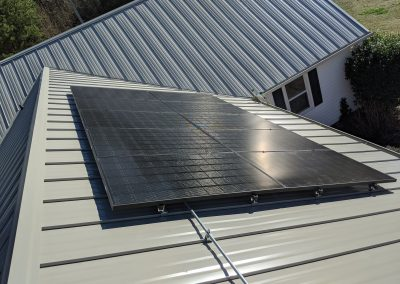 Image 2 - Super clean grid tie system on this home in LaGrange, Georgia.