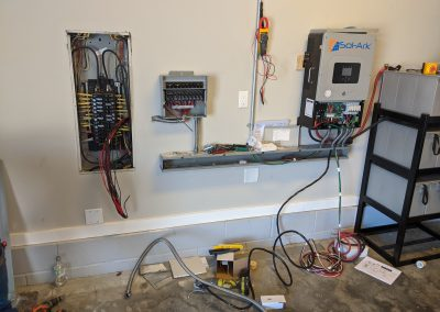 Image 6 - EMP hardened grid tie system with battery backup, on this home in Panama City, Florida.